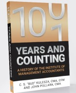 100 Years of IMA authored by Bud Kulesza and John Pollara